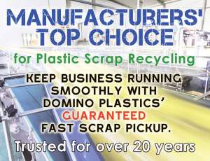 plastic recycling center