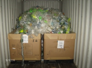 recycled plastic for sale