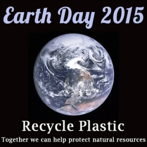 earthday 2015 domino plastics recycling company