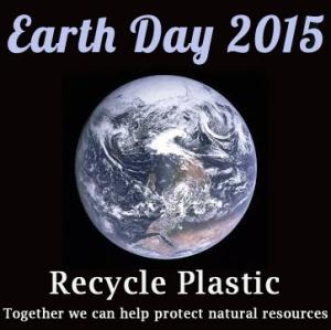 earthday 2015 domino plastics recycling company