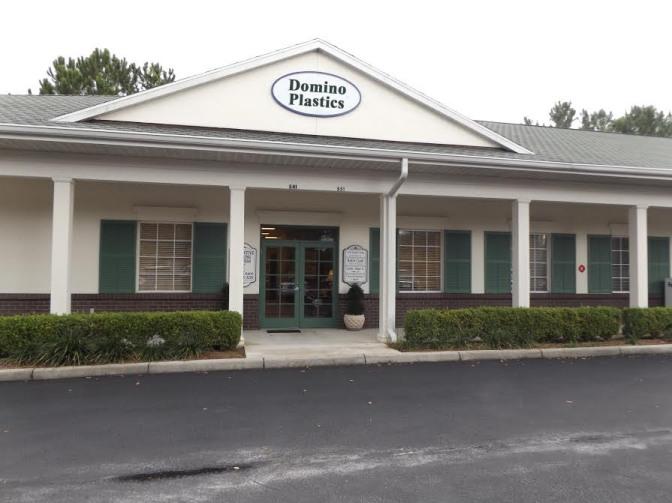Domino Plastics New Florida Branch