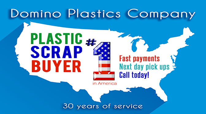 Plastic Scrap Buyer – #1 in the USA