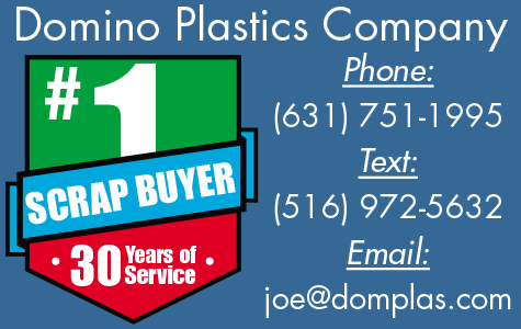 Domino Plastics – #1 Scrap Buyer