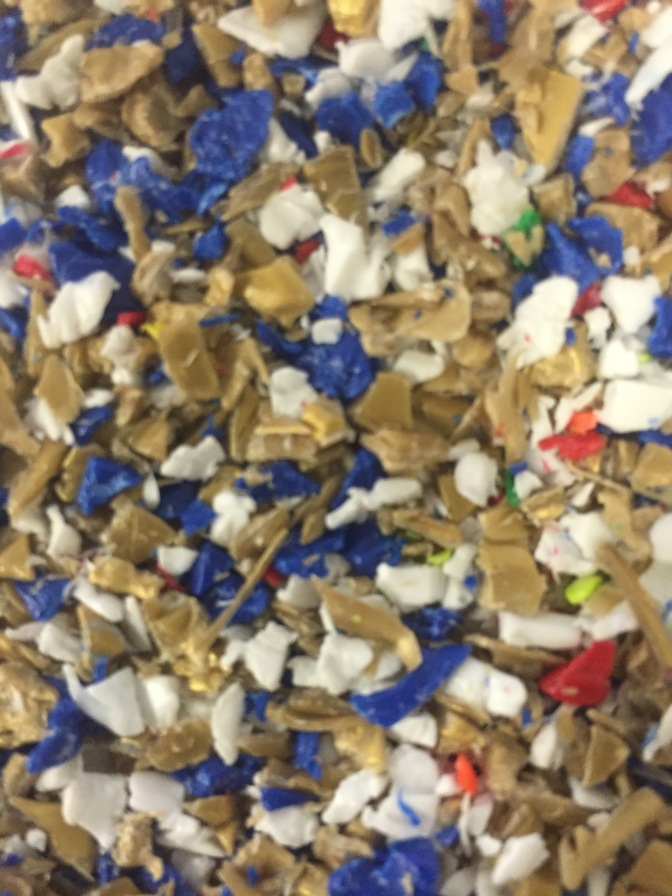 Plastic For Sale: High Density Polyethylene