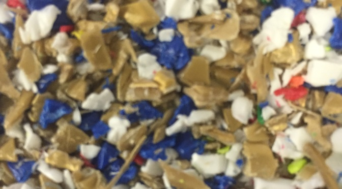 Plastic For Sale: High Density Polyethylene